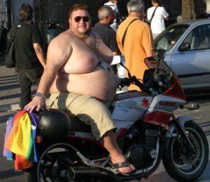 biker-wannabe